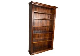 ADJUSTABLE BOOKCASE - 7'x4' 2100x1200