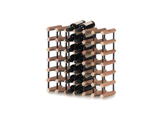 BORDEX WINE RACK - 42 BOTTLE