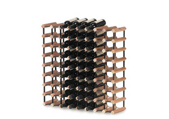 BORDEX WINE RACK - 72 BOTTLE