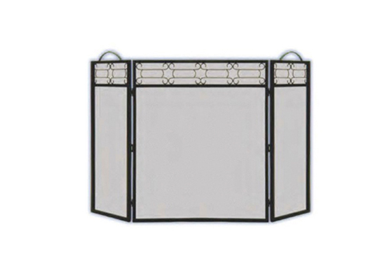 FIRE SCREENS 3 PANEL JC027BK