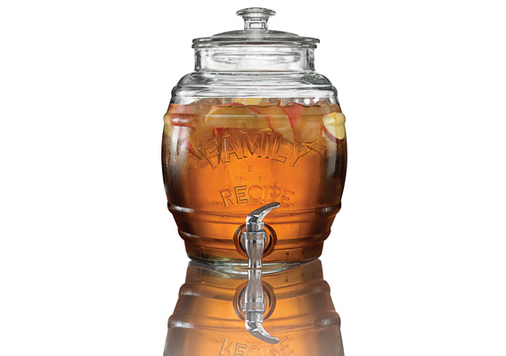 Avanti Glass Beverage Dispenser 8.3L