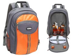 THERMOS 2 PERSON BACKPACK PICNIC SET