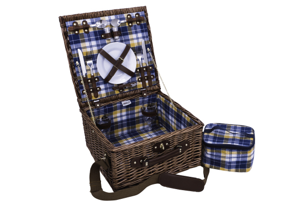 Avanti 2 Person Picnic Basket