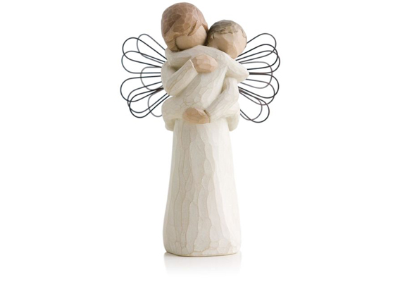WILLOW TREE - ANGEL'S EMBRACE FIGURINE 26084