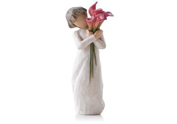 WILLOW TREE - BLOOM FIGURINE 27159