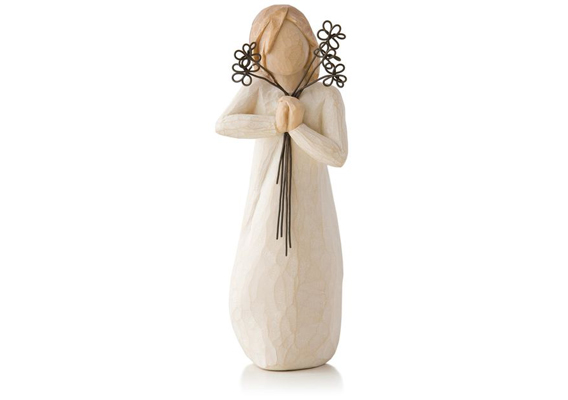 WILLOW TREE - FRIENDSHIP FIGURINE 26155