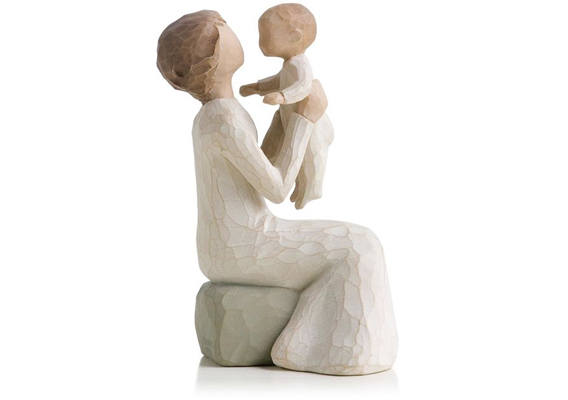 WILLOW TREE - GRANDMOTHER FIGURINE 26072