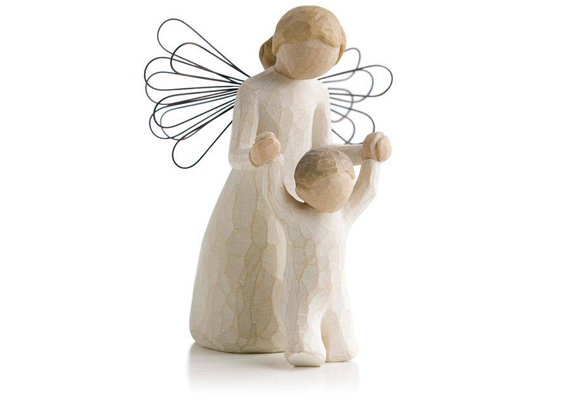 WILLOW TREE - GUARDIAN ANGEL FIGURINE 26034