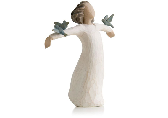 WILLOW TREE - HAPPINESS FIGURINE 26130