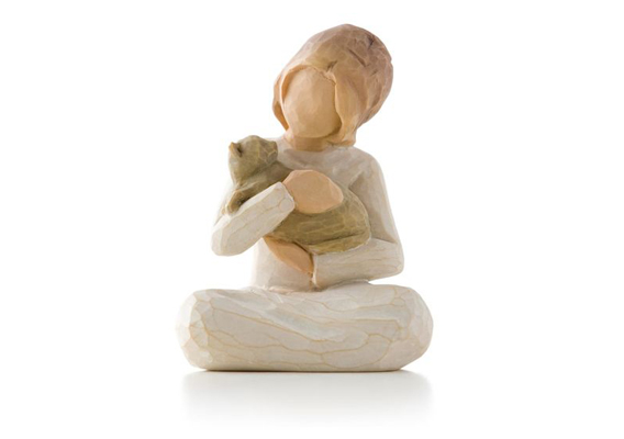 WILLOW TREE - KINDNESS (GIRL) FIGURINE 26218