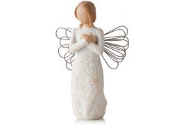 WILLOW TREE - REMEMBRANCE ANGEL FIGURINE 26247