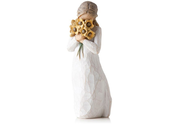 WILLOW TREE - WARM EMBRACE FIGURINE 27250