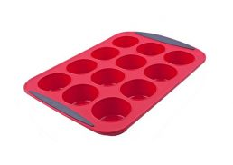 D.Line Silicone Muffin Pan 12 Cup