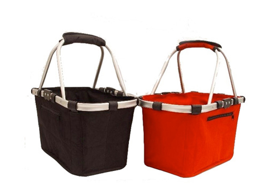 Shop & Go Carry Basket Black