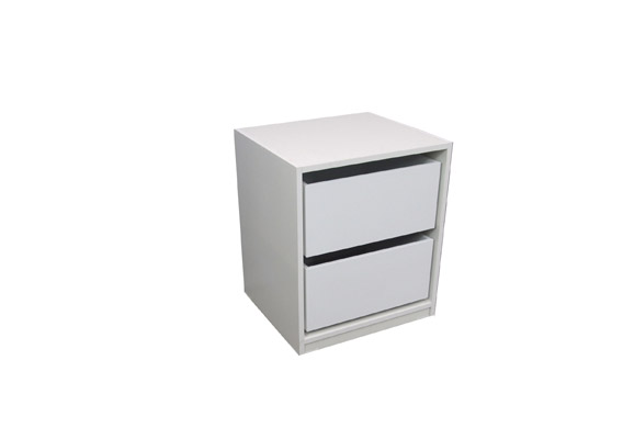 ROBE/STORAGE INSERT - 2 DRAWER