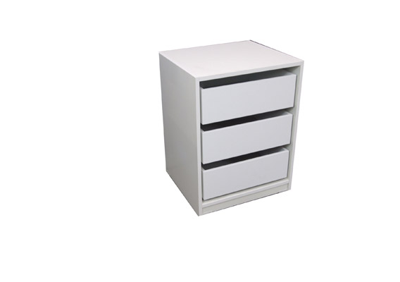 ROBE/STORAGE INSERT - 3 DRAWER