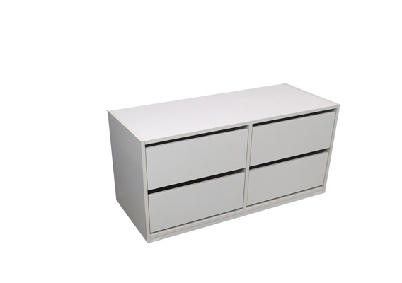 ROBE/STORAGE INSERT - 4 DRAWER