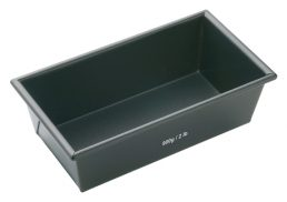 Bakemaster Box Sided Loaf Pan 21 x 11 x 7cm 40071