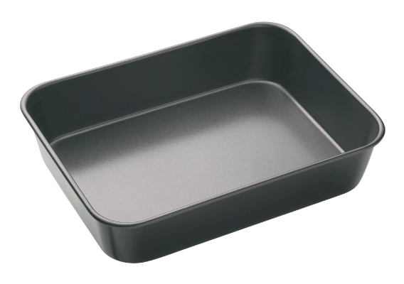Mastercraft Large Deep Roasting Pan 38 x 26 x 7 4cm 40083