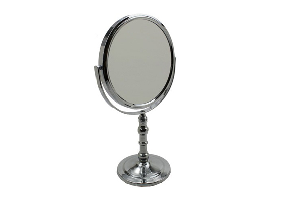 Casa Mia Mirror Pedestal x5 Magnification