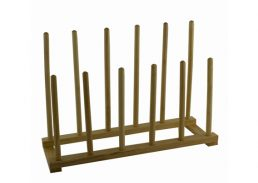 Casa Mia Bamboo Boot Holder