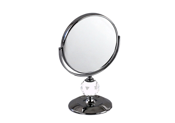 Casa Mia Mirror Cosmetic x5 Magnification-Bling