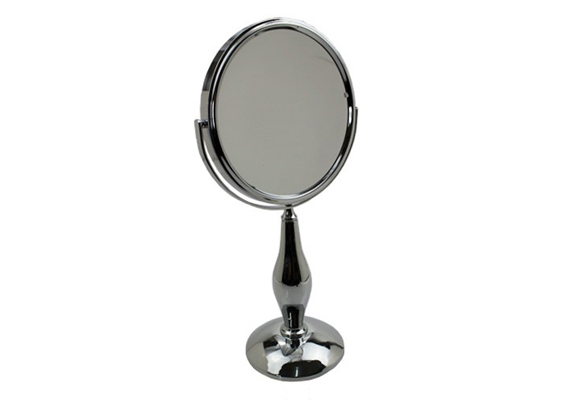 Casa Mia Mirror Pedestal x3 Magnification
