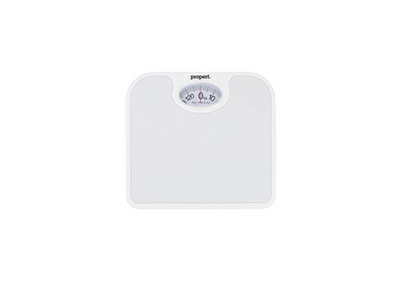 PROPERT BATHROOM SCALE - WEIGHT CHECKER MECHANICAL 130KG
