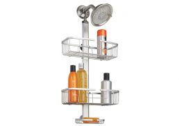 Shower Caddy Metro Aluminium Adjustable