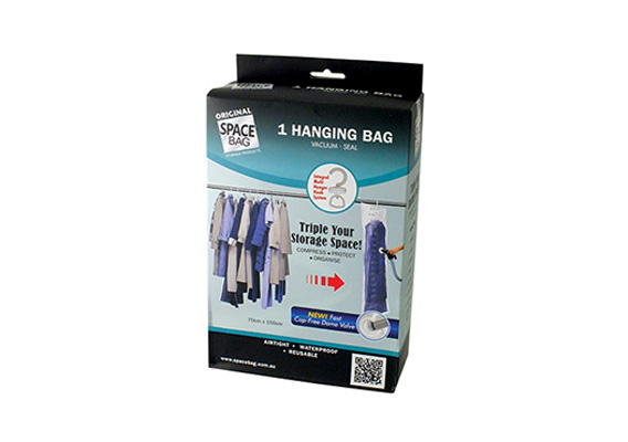 SPACE BAG HANGING 1PK