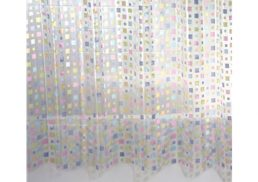 Shower Curtain Mezzo - Clear