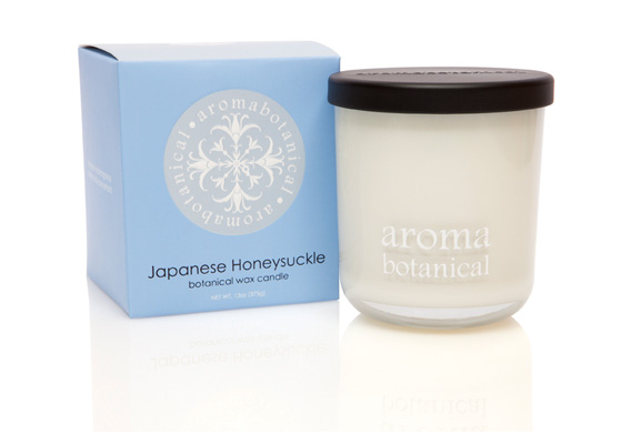 Aromabotanica Japanese Honeysuckle Candle