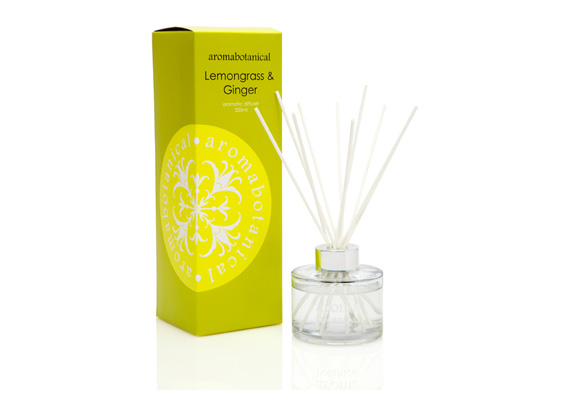 Aromabotanica Lemongrass & Ginger 200mL Diffuser