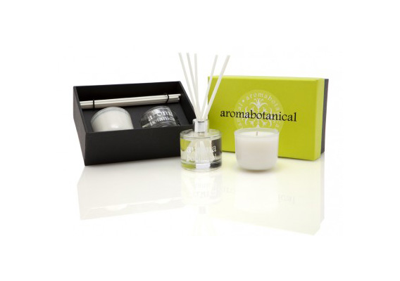 Aromabotanica Lemongrass & Ginger Mini Gift Set