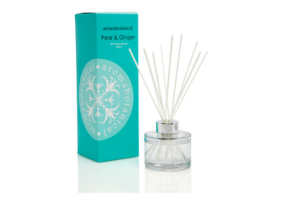 Aromabotanica Pear & Ginger 200mL Diffuser