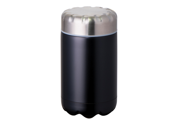 Avanti Fluid Vac Food Flask 500ml Black