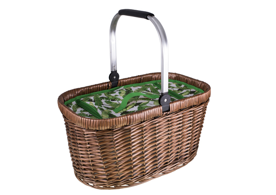 Avanti Insulated Carry Basket Tropical