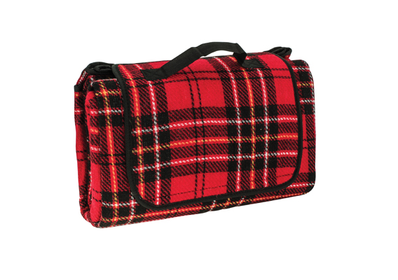 Avanti Picnic Blanket - Red Check