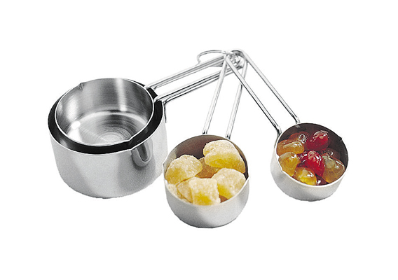Avanti Professional Measuring Cup Set4