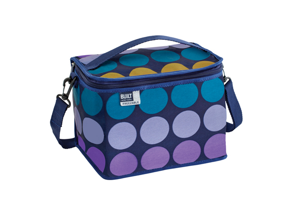 Built Ny Icetec Cube Bag - Plum Dot