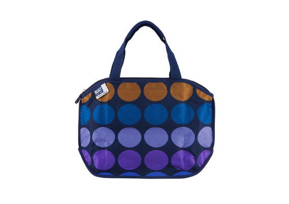 Built Ny Icetec Lunch Bag - Plum Dot