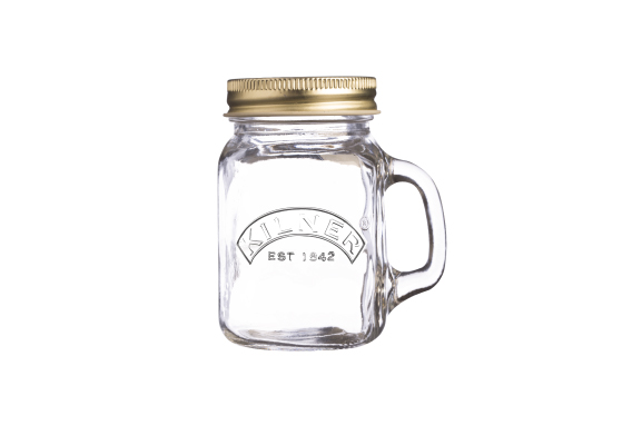 Kilner Genuine Mini Handled Jar 140ml