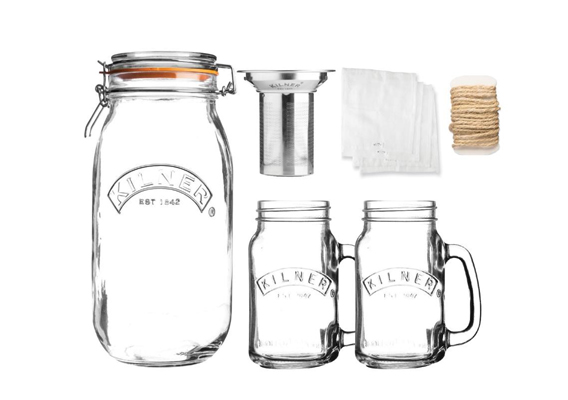 Kilner Cold Brew Set 2 Litre