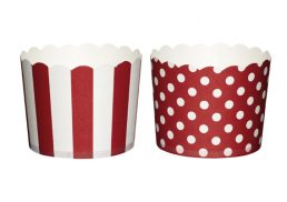 Kitchencraft Paper Baking Cups pk20 6.5cm