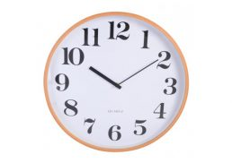 Quartz Timeless Clock Large 41cm