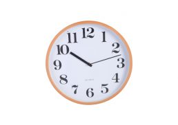 Quartz Timeless Clock Small 31cm