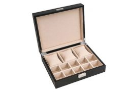 Watch & Cufflink Box 28x23x9cm