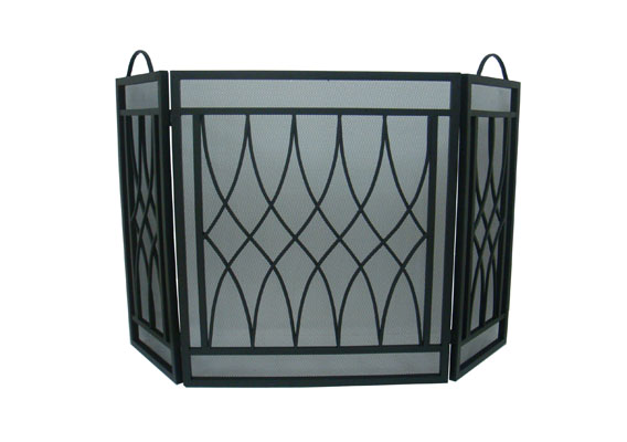 FIRE SCREENS 3 PANEL JC161BK