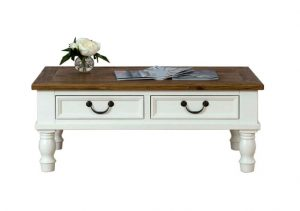 PORTLAND COFFEE TABLE 2 DRAWER