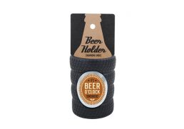 BEER O'CLOCK - TYRE STUBBIE COOLER